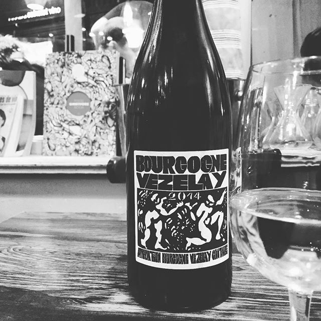BOURGOGNE VÉZELAY 2014#naturalwine #vinnature #自然派ワイン
